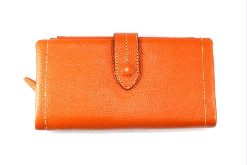 Ladies 24 Orange