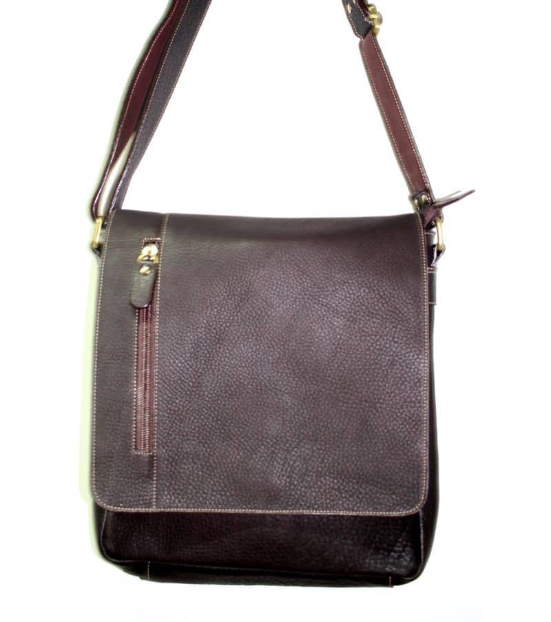 Mens flap Bag