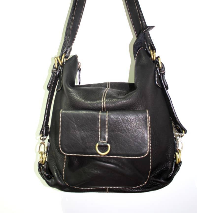 Gypsy Cow Leather Ladies Handbag